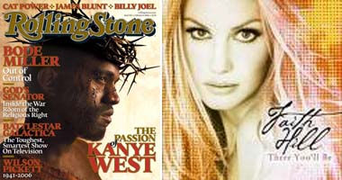 image for Faith Hill: I'm No Kanye West; But Then Again Neither is He