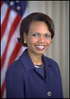 image for Condoleeza Rice's Lips Are Sealed