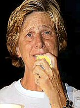 image for Cindy Sheehan Released, Re-Arrested
