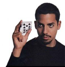 image for David Blaine pulls card