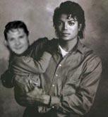 image for Corey Feldman Hops a Ride on Michael Jackson's Train