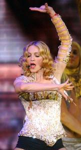 image for Madonna turns into Hasidic rabbi