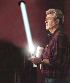 image for George Lucas Announces New Star Wars Film Title