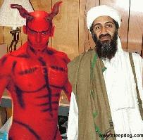 image for CIA Reveals Satan Met With Bin Laden in 2001, Is Harboring Terrorists in Hell