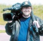 image for Michael Moore to Throw His Hat Into the 2004 Election!