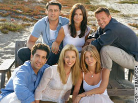 image for Friends' Finale Scoop