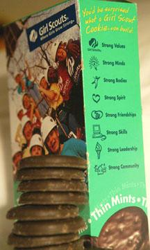 image for Source Reveals Girl Scout Cookies Actually Made From Girl Scouts