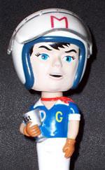 image for Speed Racer nailed for speeding