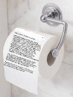 image for White House to Market 'Constitution Toilet Paper' With Delsey