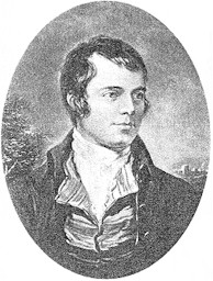 """image for Rare Rabbie burns poem found could be """"worth millions"""""""