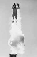 image for Donald Rumsfeld to be Shot out of a Cannon