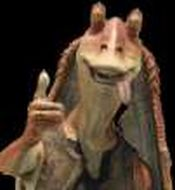 image for Jar Jar Binks To Replace Roeper; New Show Ebert and Binks