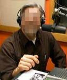 image for Radio DJ Fired For Having No Face