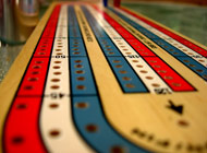image for WWII vets pegged as cribbage criminals