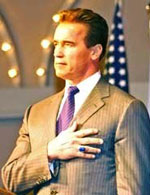 "image for Schwarzenegger regarding Trump: ""I will smash his face."""