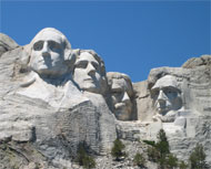 image for What's Behind Lincoln's Face on Mount Rushmore?