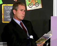 image for How Low Can Bush's Approval Rating Go?