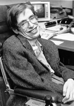 image for Presidential Medal of Freedom for Stephen Hawking's work on black holes