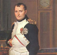 image for Afghan War : French resurrect Napoleon to lead UN troops