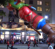 image for Macy's Day Parade Shocks and Appals Americans