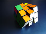 image for Man Still Can't Solve Rubik's Cube!