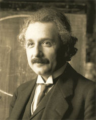 image for Einstein Time Travels to Present Day