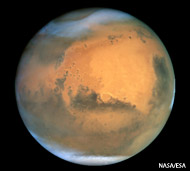 image for Trump Promises to Split the Planet Mars With Russia