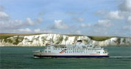 image for White Cliffs of Dover To Be Repainted!