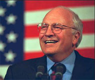 image for Cheney Accepts Leadership Position In Taliban
