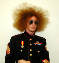 image for Prince Harry's Rastafarian disguise is part of his SAS training!