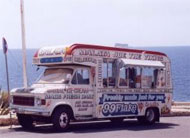 image for Britain's fleet of ice cream vans to be requisitioned by the M.O.D for service in Afghanistan and Iraq
