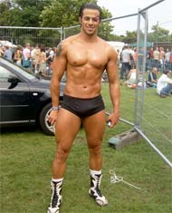 David hernandez idol stripper pics