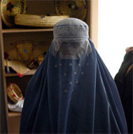 image for Bahrain Cracks Down On Saran Wrap Burkas
