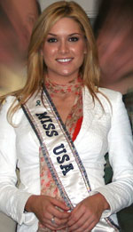 image for New Miss USA Won Stripping Contest!