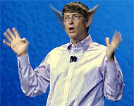 image for Bill Gates is Skint!