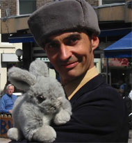 "image for Rev Rick ""Rabbit"" Warren Has Gay Easter Bunny Revelation"