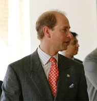 "image for Prince Edward To Host ""Palaces Under The Hammer"" Daytime T.V. Show"