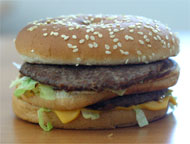 image for Big Mac Gives Birth to Slider
