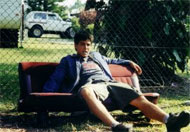 image for Teenage Hearthrob Lubner Lautner to Film Next Subway Commercial in Hog Jaw