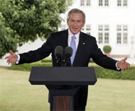image for Putin calls Bush an Imperialist Dictator!