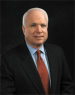 image for John McCain Terrified of Ron Paul!