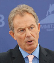 image for Tony Blair Arrested