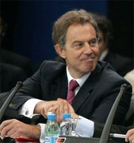 image for Blair appointed Head of Procurement for new Arab League Army