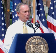 image for Michael Bloomberg and His SWAMP Campaign