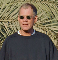 image for David Letterman To Run For President In 2008