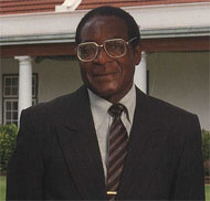 image for Robert Mugabe Becomes Car Insurance Chief Executive
