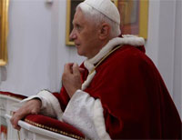 image for Pope does great stand-up routine in Jerusalem