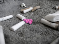image for A recession tip: easier way to give up smoking!