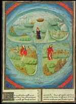 image for Archaeologists Uncover Round World Map From Middle Ages!
