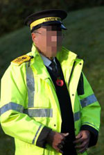 image for Traffic Wardens go undercover